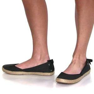 UGG Indah Espadrille Ballet Flats, 7.5